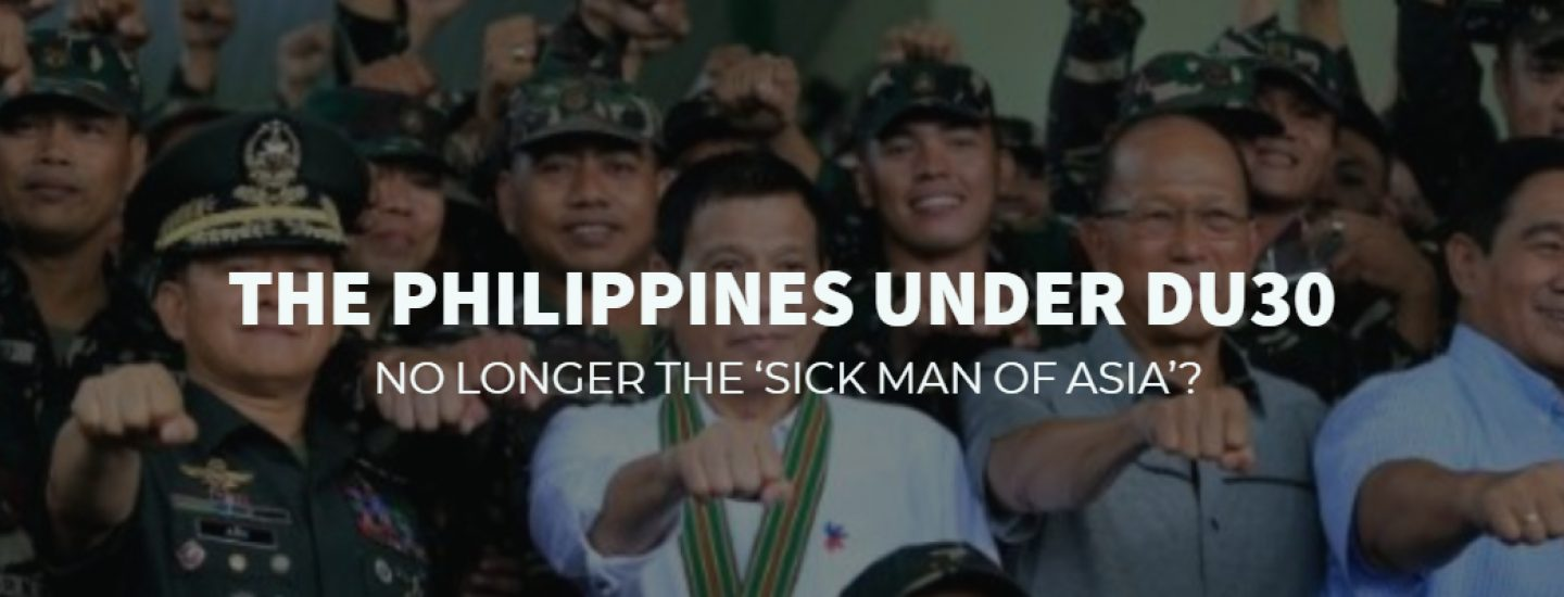 The Philippines under DU30: No Longer the 'Sick Man of Asia'?